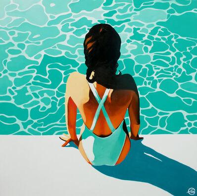 Emilie Arnoux, 'Beach Hotel', 2020