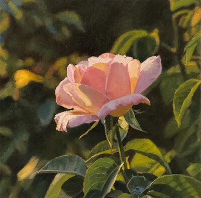 Jeffrey Vaughn, 'Pink Rose', 2021