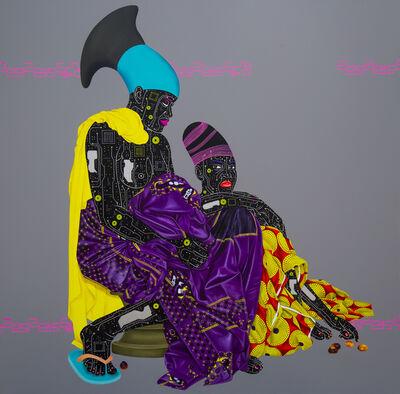 Eddy Kamuanga Ilunga, 'Palm', 2016
