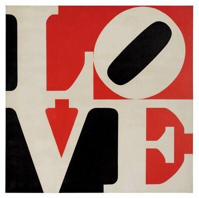Robert Indiana, 'Love', 1974