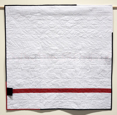 Kathy McTavish, 'Generative Textile Drawing (sw2)', 2017