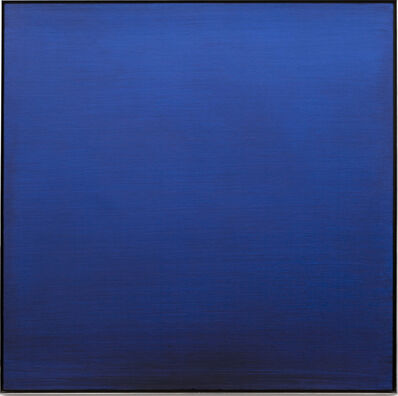 Joe Goode, 'Ocean Blue #122'