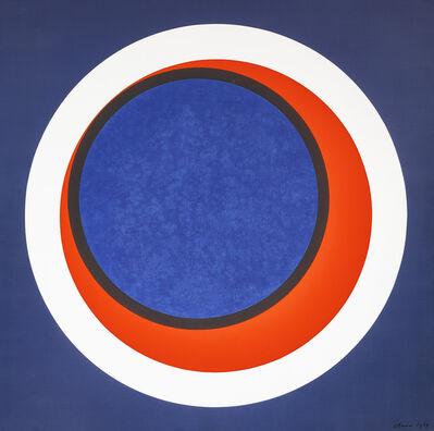 Geneviève Claisse, 'H bleu', 1969