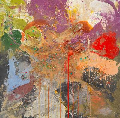 John M. Armleder, 'Grevasalvas', 2012