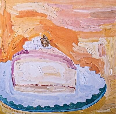 Eleanor Hubbard, 'Piece of Cake', 1998