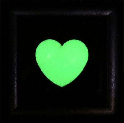 Ryan Callanan (RYCA), 'Mini Heart (Glow in the Dark)'