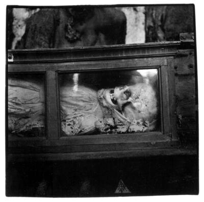 Peter Hujar, 'Palermo Catacombs #5', 1963