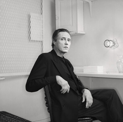 Martin Schoeller, 'Christopher Walken, New  York', 2000