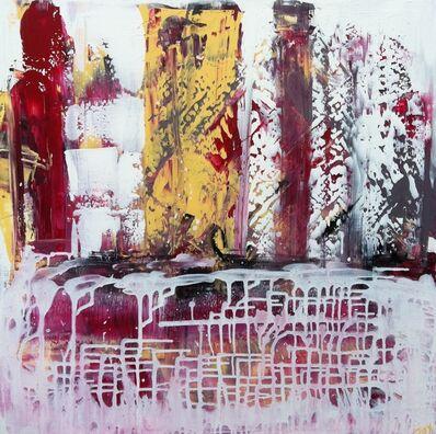 Tiny de Bruin, 'Abstract 6', 2014