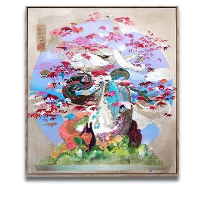 """Amanda Krantz, '""""Autumn Bonsai: Japanese Maple""""', 2018"""