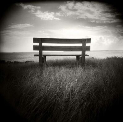 Kenny Braun, 'Park Bench, South Padre Island', 2001