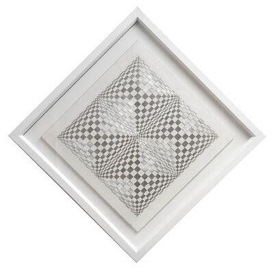 Dadamaino, 'Oggetto ottico-dinamico', 1965