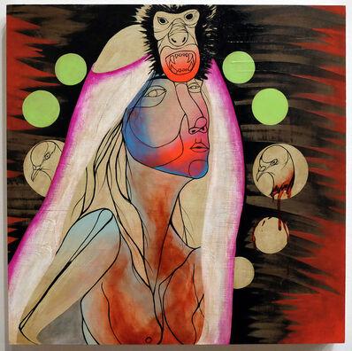 Jennifer Caviola (CAKE), 'Monkey Bride', 2013-2014