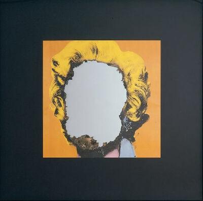 Douglas Gordon, 'Self-portrait of You and Me (Marilyn)', 2007