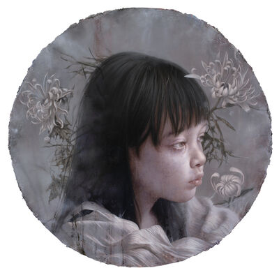 Chan-Peng Lo, 'Garden of Secrets I', 2020