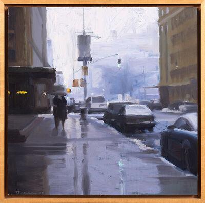 Ben Aronson, 'Winter Mist Tribeca', 2004