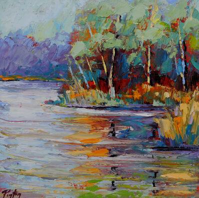 Peyton Hutchinson, 'Lake Reflections', 2019