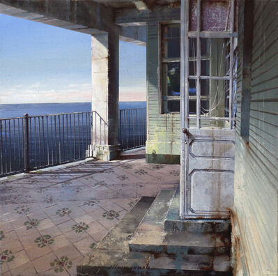 Matteo Massagrande, 'La casa verde', 2019