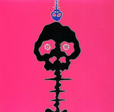 Takashi Murakami, 'Takashi Murakami Time Bokan Pink 2006 ', 2006