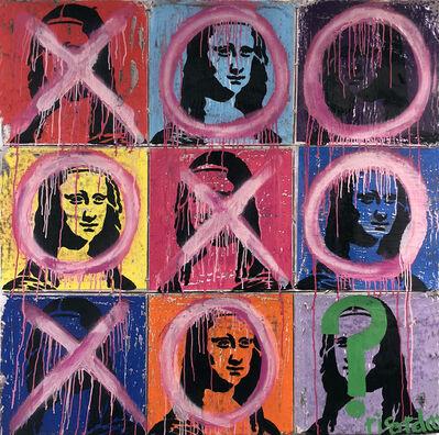 Ricardo Cardenas-Eddy, 'El Juego de Las Mona Lisas', 2018