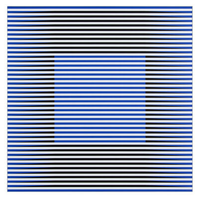 Carlos Cruz-Diez, 'Induction du Jaune Panam A', 2010