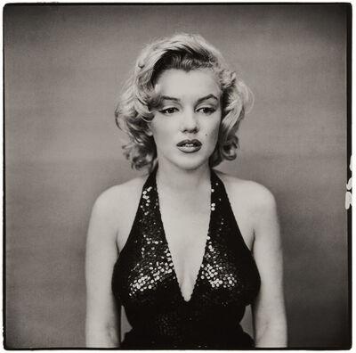 Richard Avedon, 'Marilyn Monroe, New York City, May 6, 1957'