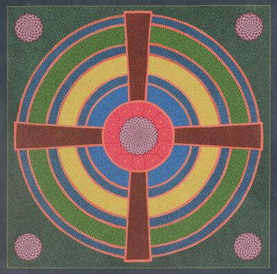 Alexander Gorlizki, 'Lotus Mandala', 2018