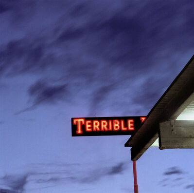 Jeff Brouws, 'Terrible, Banning, California', 1991