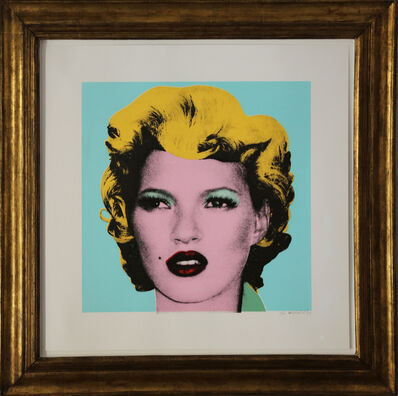 Banksy, 'Kate signed', 2005