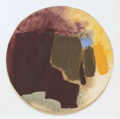 Friedel Dzubas, 'Orono Tondo', 1970