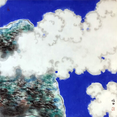 Liu Mu, 'Deep into the Blue', 2011
