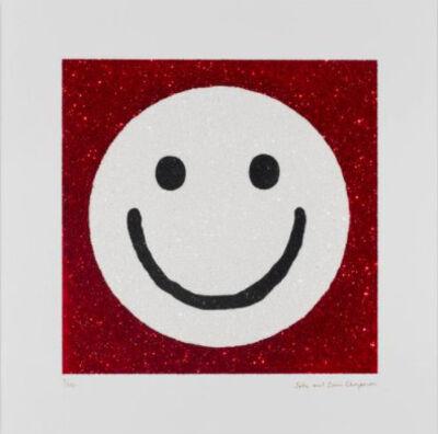 Jake & Dinos Chapman, 'Smileandtheworldsmileswithyou', 2017
