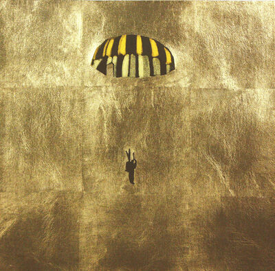 Isca Greenfield-Sanders, 'GOLDEN PARACHUTE', 2008