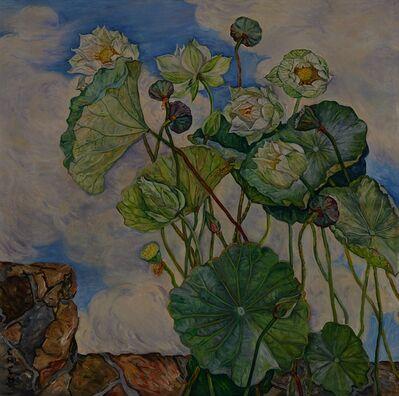 Georgette Chen, 'Lotus in a Breeze', ca. 1970
