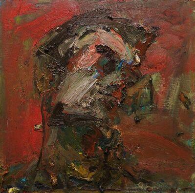 Richard Fitton, 'Head of Caleb', 2017