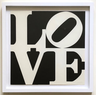 Robert Indiana, 'Love', 1969