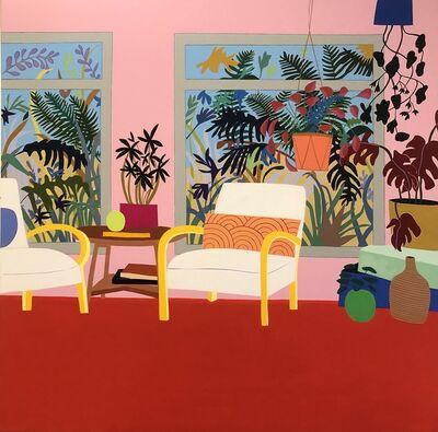 Mary Finlayson, 'Untitled Interior', 2019