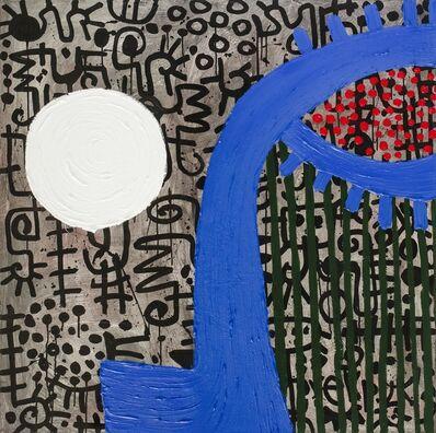 Victor Ekpuk, 'Portrait Series #8', 2015