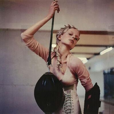 Malena Mazza, 'PUNCHING BALL', 2000