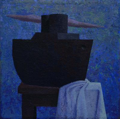 Matthias Brandes, 'Arrivo', 2015