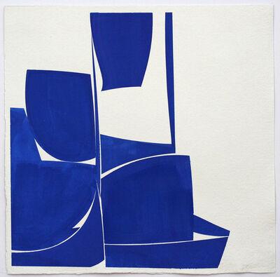 Joanne Freeman, 'Covers 24 Blue I Summer', 2016