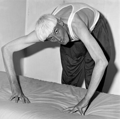 Roger Ballen, 'Man bending over', 1998
