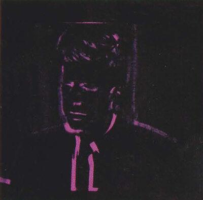 Andy Warhol, 'Flash (FS II.41) (November 22, 1963 Portfolio)', 1968