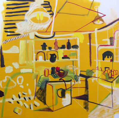 Katie Sollohub, 'Memory Shelves', 2014