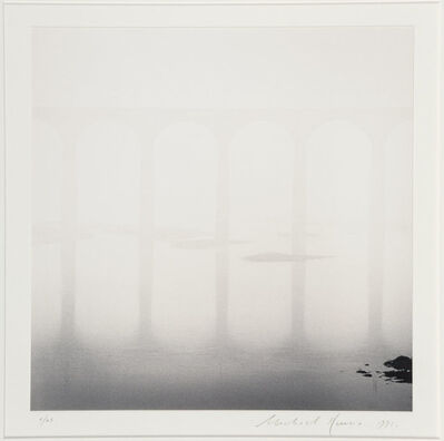Michael Kenna, 'Viaduct, Berwick, Northumberland, England', 1991