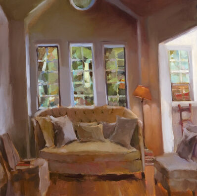 Connie Hayes, 'Here and There, Rockport'