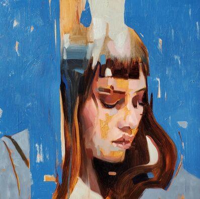 Ryan Morse, 'In Blue', 2020