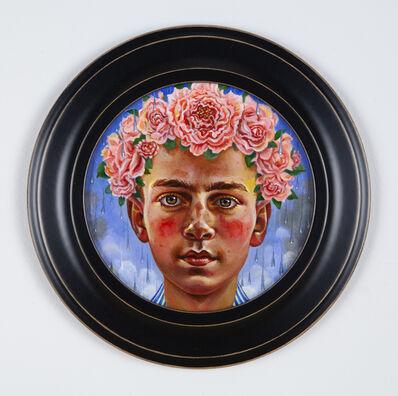 Timothy Cummings, 'Ring Cycle: Garland Crown 6', 2019
