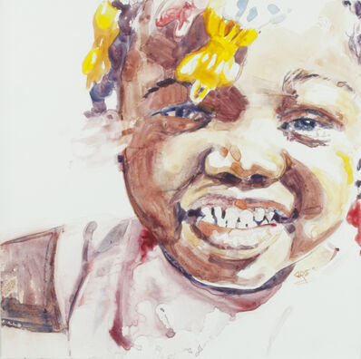 Darius Steward, 'Dad Taught Me to Be Brave , No. 2 (Smiling)', 2019