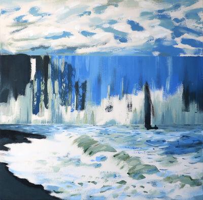 Darren Coffield, 'The Sea Sainte-Adresse [after Monet]', 2019